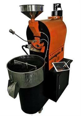 5kg smart coffee roaster