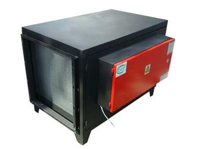 Electrostatic Kitchen Filter Machine
