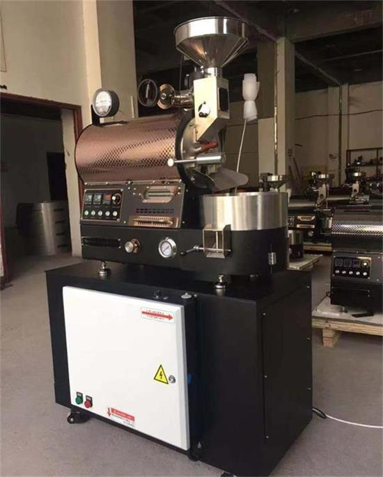coffee roaster smoke cleaner