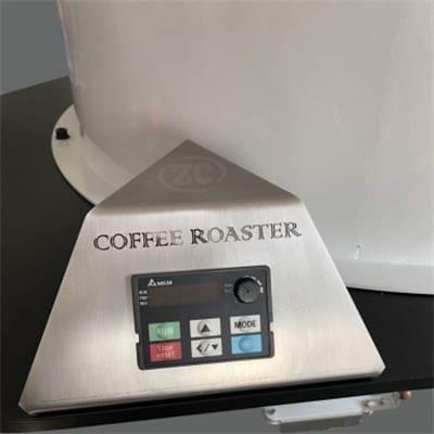 industrial roasted coffee bean destoner