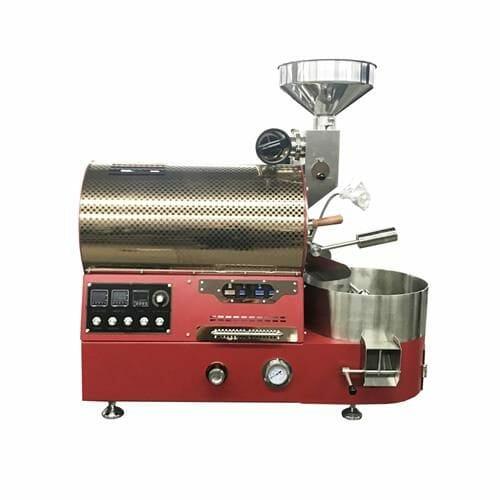 red 1kg coffee roaster