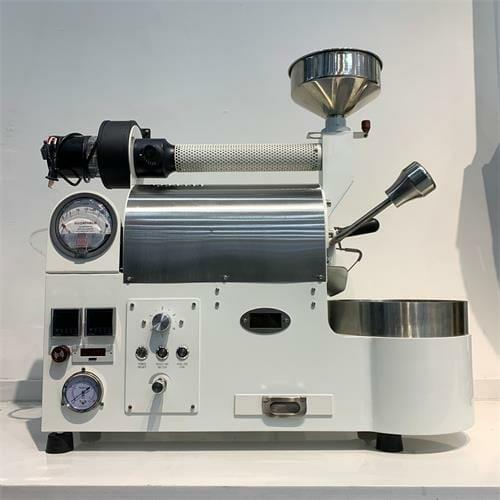 white ZC 500g coffee roaster