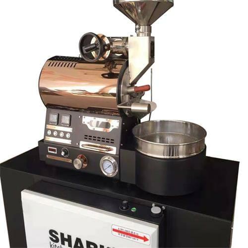 600g coffee roaster smoke cleaner