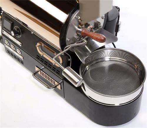micro gas 300g coffee roaster