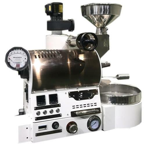 white gas 600g coffee roaster