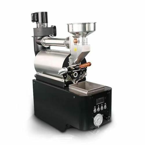 micro gas coffee roaster 200g