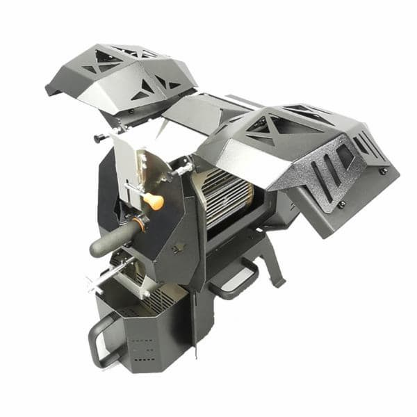 electric sample roaster