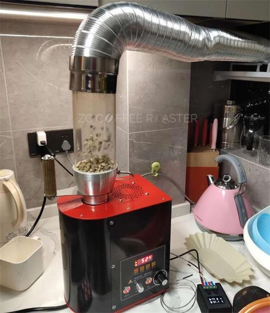 hot air roaster