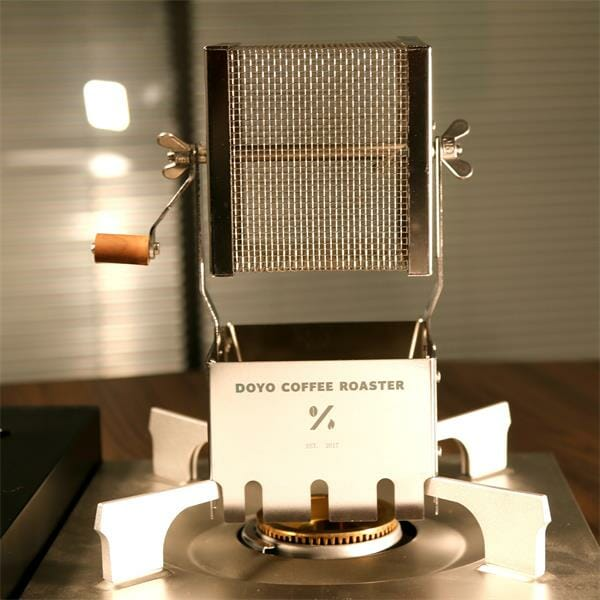 hand operated home roaster