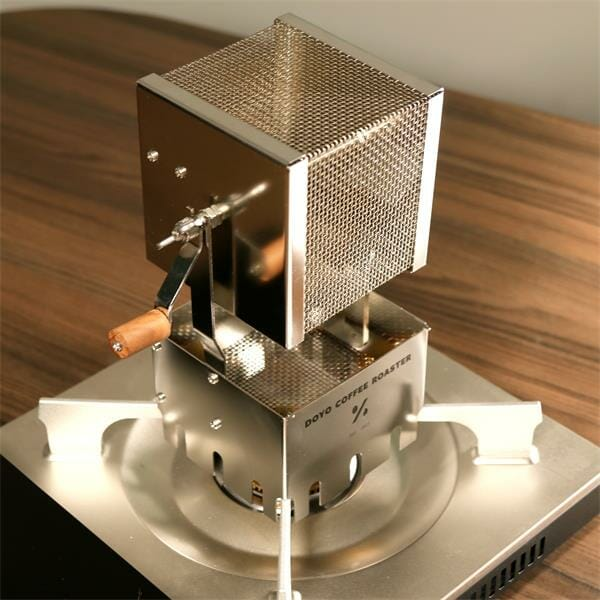 mini doyo coffee roaster