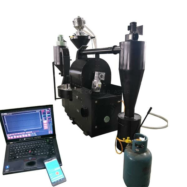 computer controlled coffee roaster