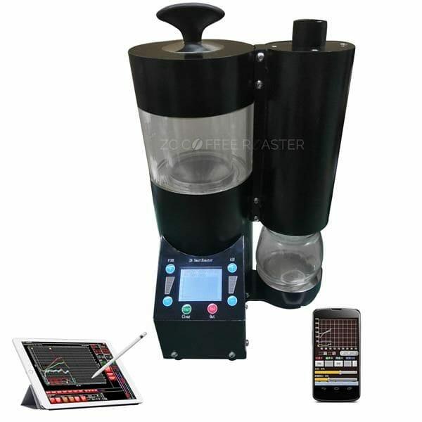 50g hot air sample coffee roaster