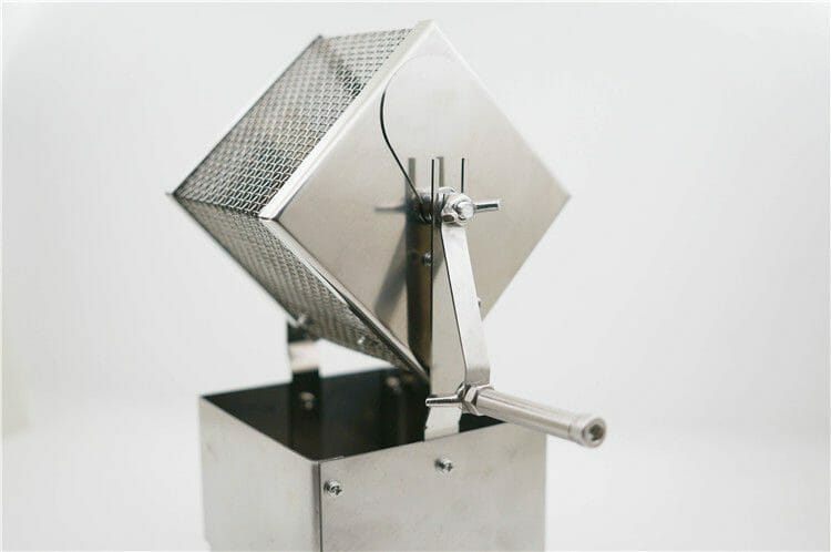 infrared hand coffee roaster