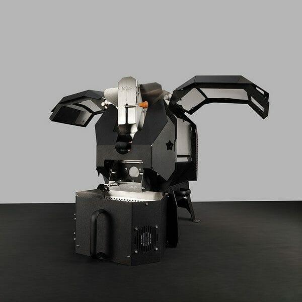 kaleido coffee roaster