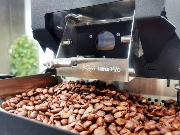coffee roaster m10