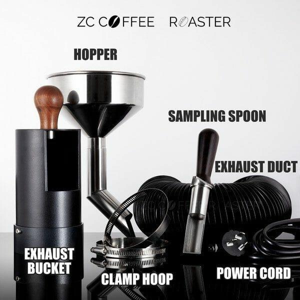 small electric coffee bean roaster