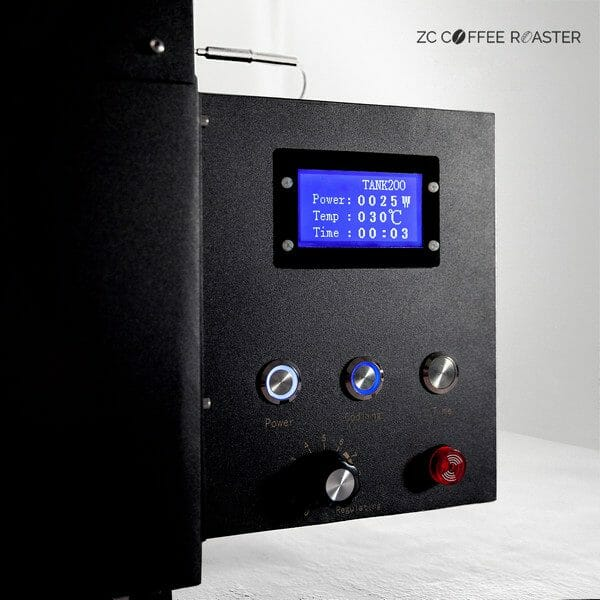 electric coffee bean roaster