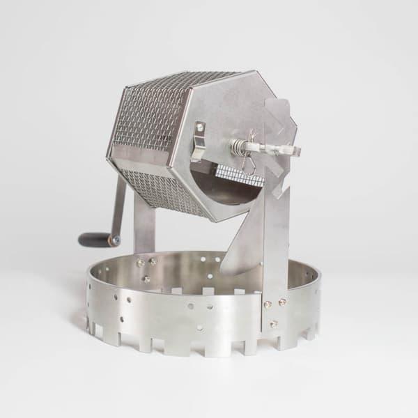200g hand crank coffee roaster